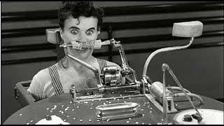 Charlie Chaplin Modern Times 1936 Full Movie ---- Full HD 1080p