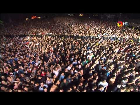 Charly García - Demoliendo Hoteles (Quilmes Rock 2012)