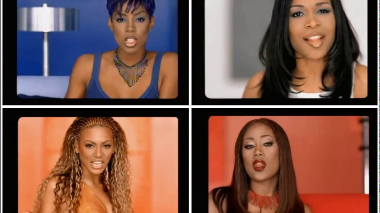 Songtext von Destiny's Child - Say My Name Lyrics