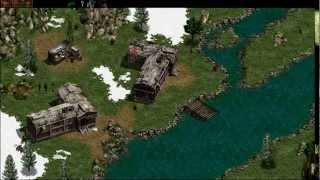 Commandos 1 Tras las lineas enemigas, walkthrough (PC) misión 1 Comentado!