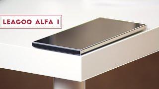 Leagoo Alfa 1 полный качественный обзор, отзыв пользователя. Знакомство с брендом.