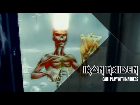 Клип Iron Maiden - Can I Play With Madness