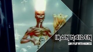 iron maiden can i play with madness official video