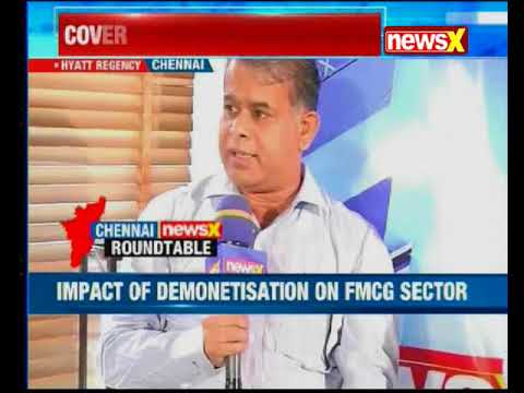 Demonetisation Anniversary: Impact of Demonetisation on FMCG sector in Chennai