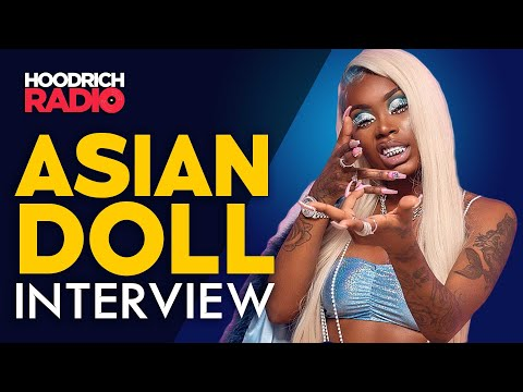 DJ Scream - Asian Doll on Name Change, Growth, Gucci Mane, Cuffing Season & More