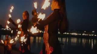 Индиго шоу групп Чебоксары - фаер шоу - шоу с огнем - fire show