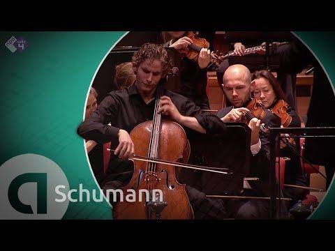 Schumann: Cello concerto, op.129 - Michael Schonwandt - Andreas Brantelid - HD - Live concert