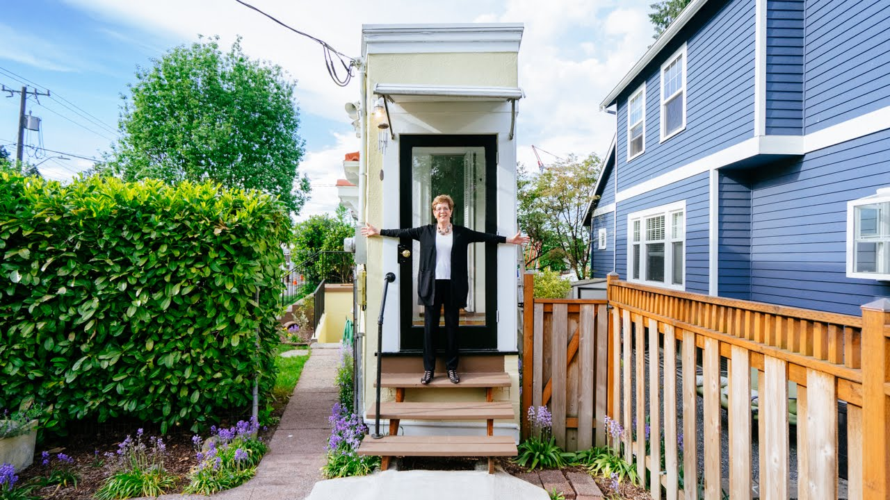 The Wackiest Tiny Home You Ve Ever Seen Youtube