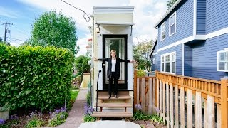 The Wackiest Tiny Home You
