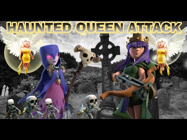 TH9 War Strategies: Witch Attacks – Jesus Knights – Clash of Clans