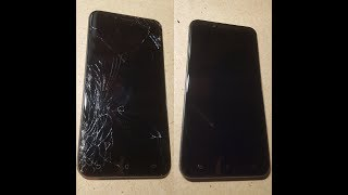 Ремонт замена дисплея тачскрин asus ZenFone 3 Max zc553kl IPS glass LCD