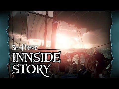 Разработчики Sea of Thieves показали ранние кадры игры