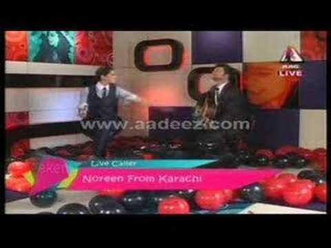 Atif Aslam with Inteha Hogayi Intezar ki