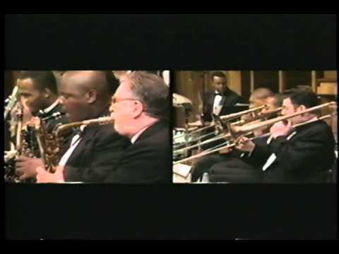 1997 Algur H. Meadows Award  - Wynton Marsalis