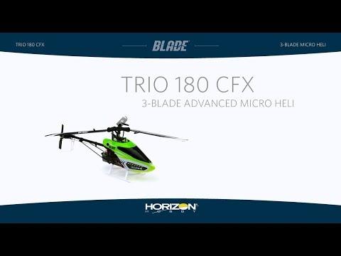 Blade Trio 180 CFX BNF Basic