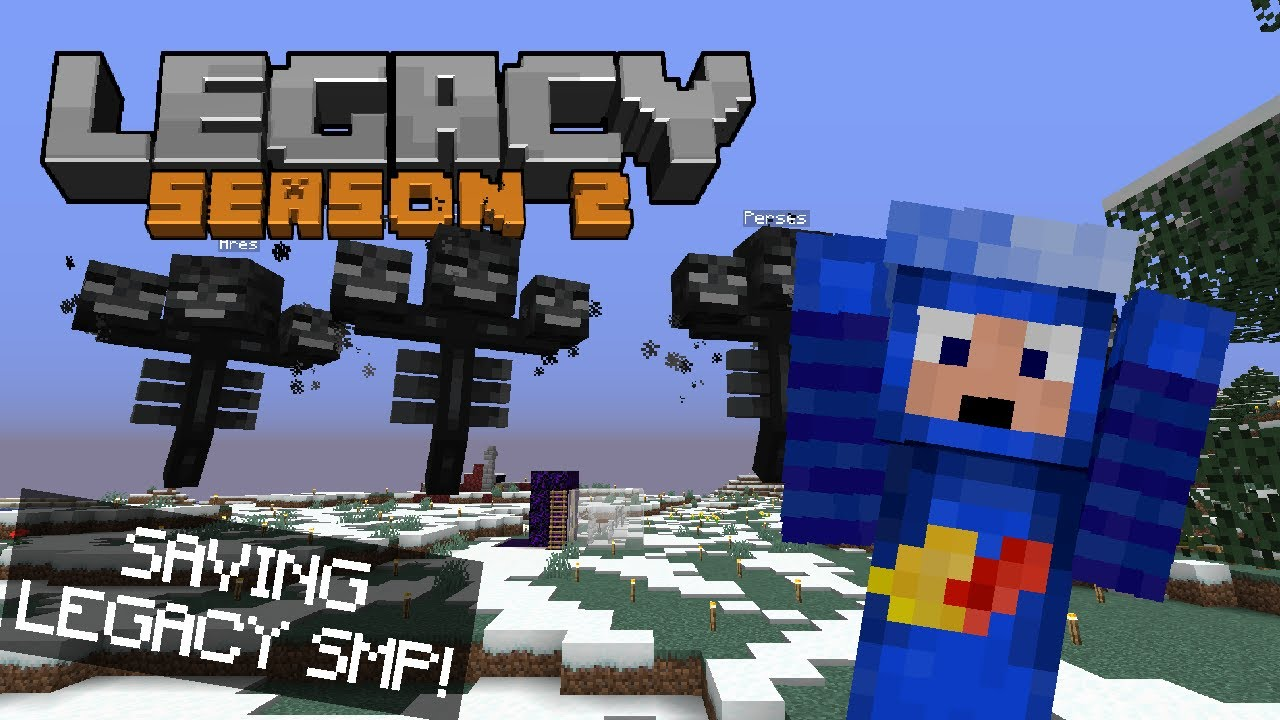 Summoned to Save Legacy SMP! - Legacy SMP Season 2