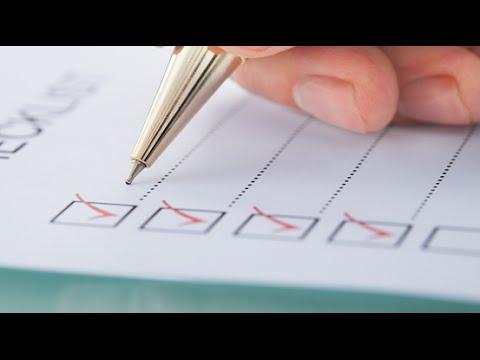 The life saving power of checklists