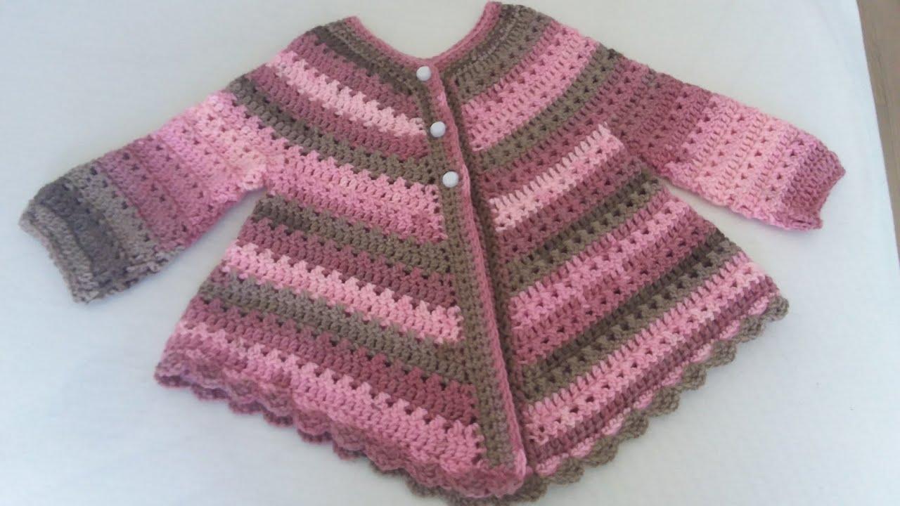 Tuto Gilet Enfant Au Crochet 34 Tutoriel 14