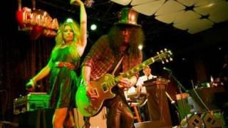 Slash Ft. Fergie and cypress hill -Paradise city