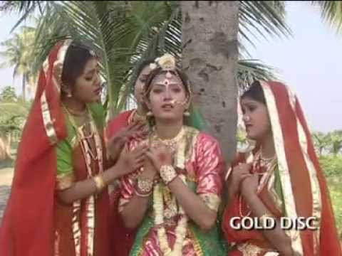 New Bangla Full Pala Kirtan | Mathur | Sri Krishna Leela | Gold Disc