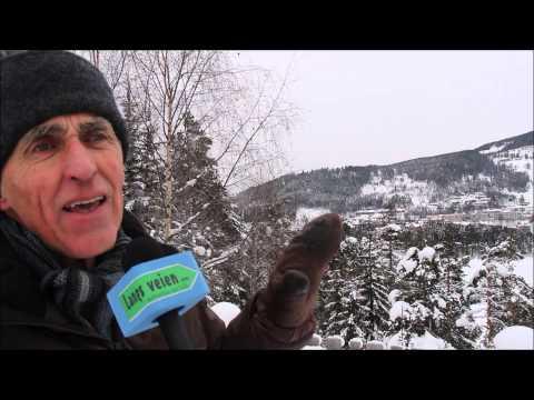 Jahn Børe Jahnsen forteller om Nord Aurdal kommune, til Roy Myrland fra nettavisa Langsveien no