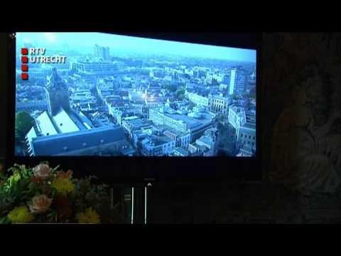 Reportage vanuit Parijs en de trein naar Utrecht - do 28 nov 2013 [RTV Utrecht]