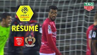 Nîmes Olympique - OGC Nice ( 0-1 ) - Résumé - (NIMES - OGCN) / 2018-19