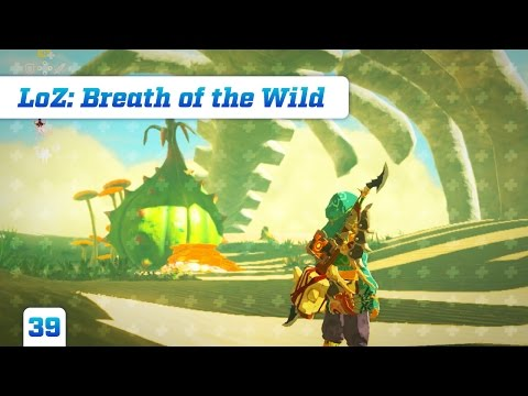 """LoZ BotW: EP39: """"MAXIMUM ARMOUR UPGRADES"""" Link Will Never be the Same"""