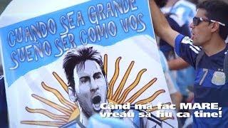Semifinalele CM FIFA Brazilia 2014: Olanda - Argentina