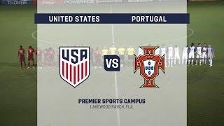 2016 Nike Friendlies: U-17 MNT vs. Portugal