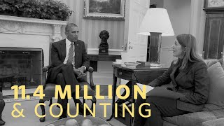 More Than 11 Million Americans Are Now Covered