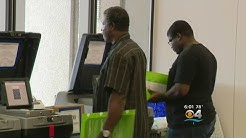 Early Voting Begins Enthusiastically In South Florida