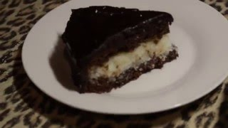 """Нежный торт """"Баунти"""" в мультиварке."""