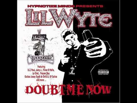Lil Wyte - I Know Your Strapped