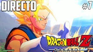 Dragon Ball Z: Kakarot - Directo #7 - Español - Majin Boo Vs Vegetto - Final del Juego - Xbox One X