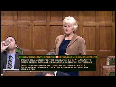 Q&A on Bill C 71