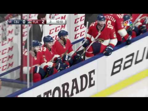 NHL 17 | Florida Panthers - Columbus Blue Jackets | PS4