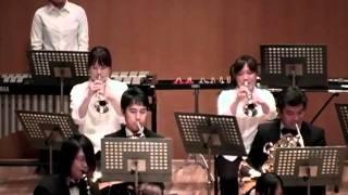 2011.10.21国立音楽院ウインドオーケストラ「マードックからの最後の手紙」