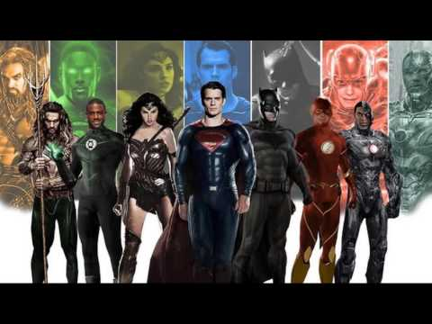 Soundtrack Justice League (Theme Song 2017) - Musique du film Justice League