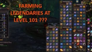 Getting LEGENDARIES at level 101 !!! + Insane chests / token opening