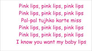 Pink Lips - Hate Story 2 - Lyrics (HD)