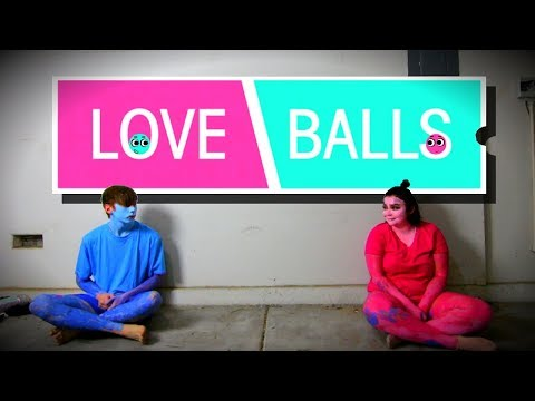 ❤️ Love Balls IN REAL LIFE! 💙