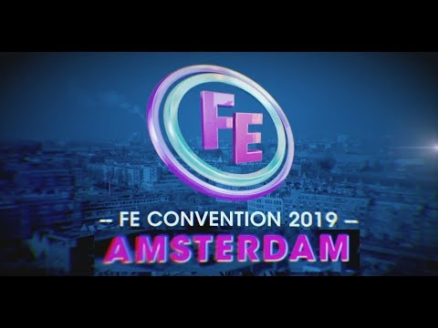Flat Earth Convention Amsterdam, September 27-29th thumbnail