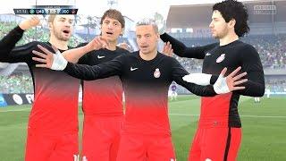 FIFA 17 Pro Clubs LIVESTREAM | VFL Cup Semi-Final tonight!