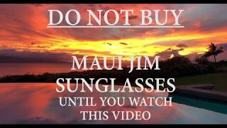 Maui Jim - Best Men's Sunglasses