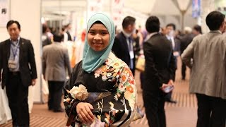 Japan Halal Expo 2015~Opening of Japan to Halal!~