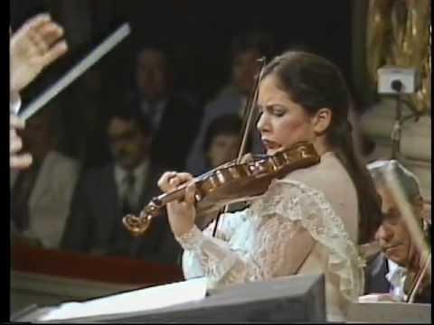 Part 1 Dylana Jenson Sibelius Violin Concerto Live
