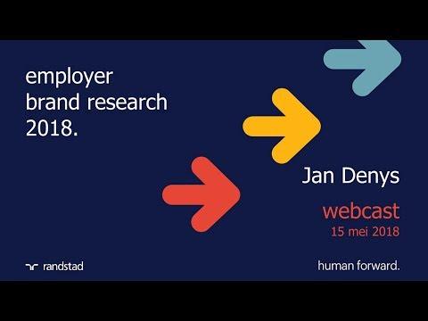 Randstad Employer Brand webcast - Jan Denys
