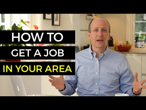 How To Find A Job In Your Area – Job Hunting Tips