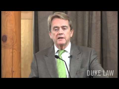 "William K. Reilly: ""The EPA at 40"" - Duke Environmental Law ..."
